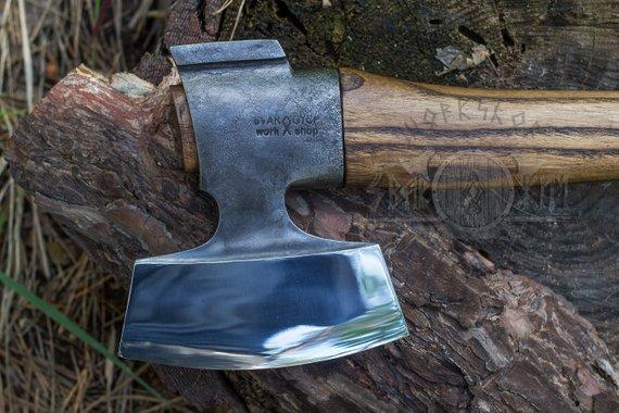 Small Carving Finnish Axe Small Carpenter S Finnish Axe Etsy Axe Carving Throwing Axe