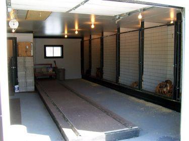 Construction plans dog kennel dog kennels pinterest dog for Dog breeding kennel design