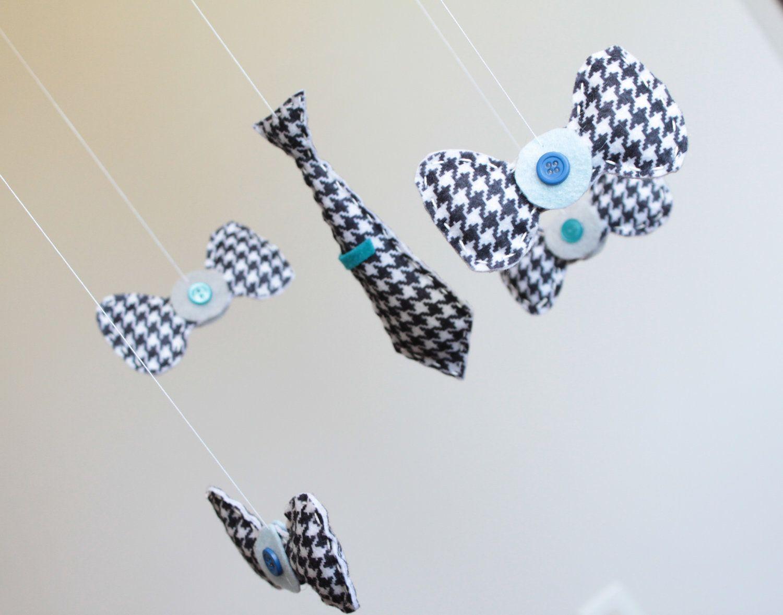 Make our own mini bowties, black, white, black and white patterns ...