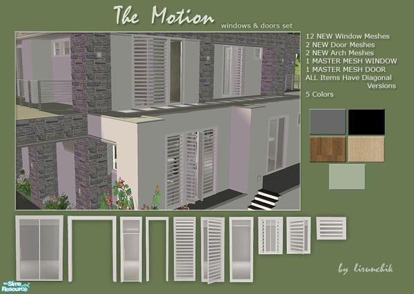 lirunchik's The Motion Set