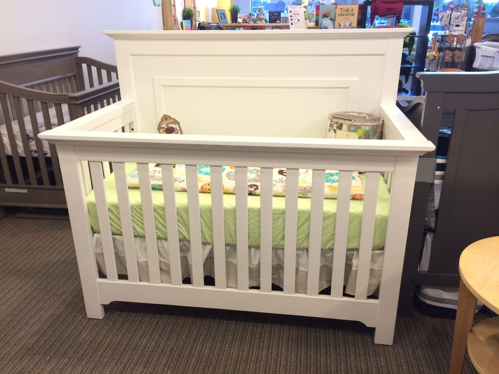 amazon dp cribs white sale baby for sleepi stokke crib com natural cot