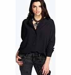boohoo Rosie Plain Oversized Shirt - black azz20553 Make your top pop this season with sporty, baseball- style basic tees in quilted finishes with ribbed, stripe trims. Crew necks come in block colours, crop tops with mesh inserts and long sleeve jerse http://www.comparestoreprices.co.uk/womens-clothes/boohoo-rosie-plain-oversized-shirt--black-azz20553.asp