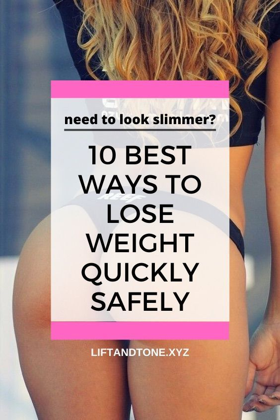 10 best ways to lose weight quickly and safely | lose weight women | lose weight women tips | lose w...