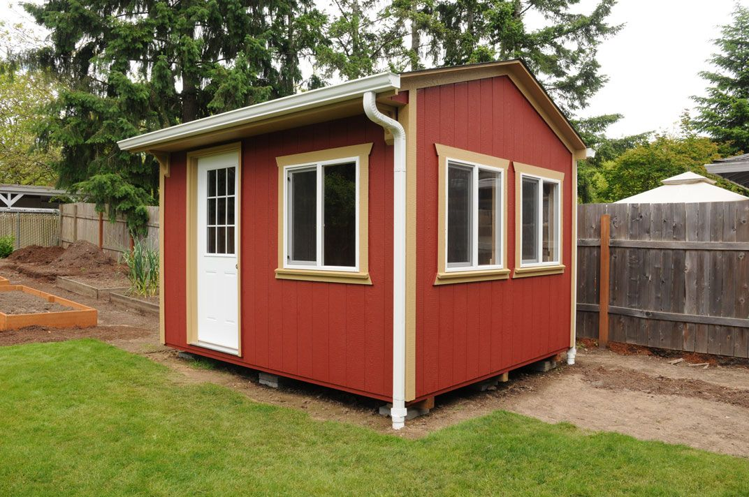 Garden Sheds Rooms courtyard style. storage, garden shed, playhouse, mother in law