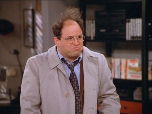 These Are Your Passions George Costanza Seinfeld George