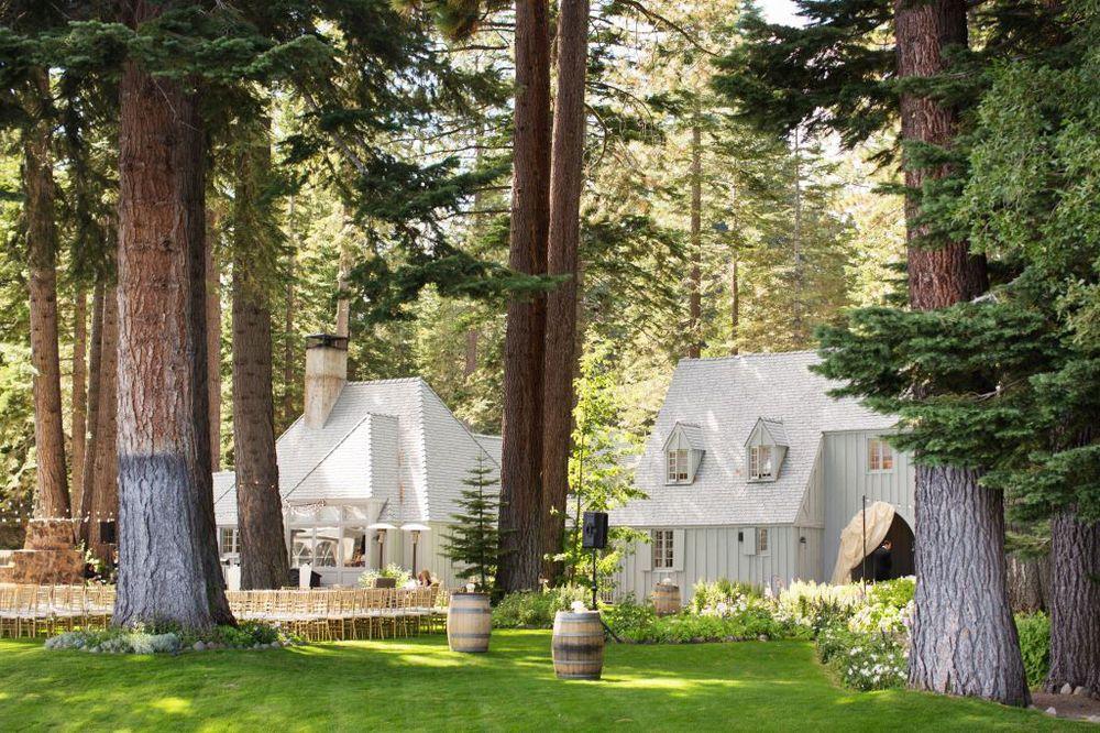 42 Best Wedding Venues In California Sunnyside Lake House Tahoe Destination