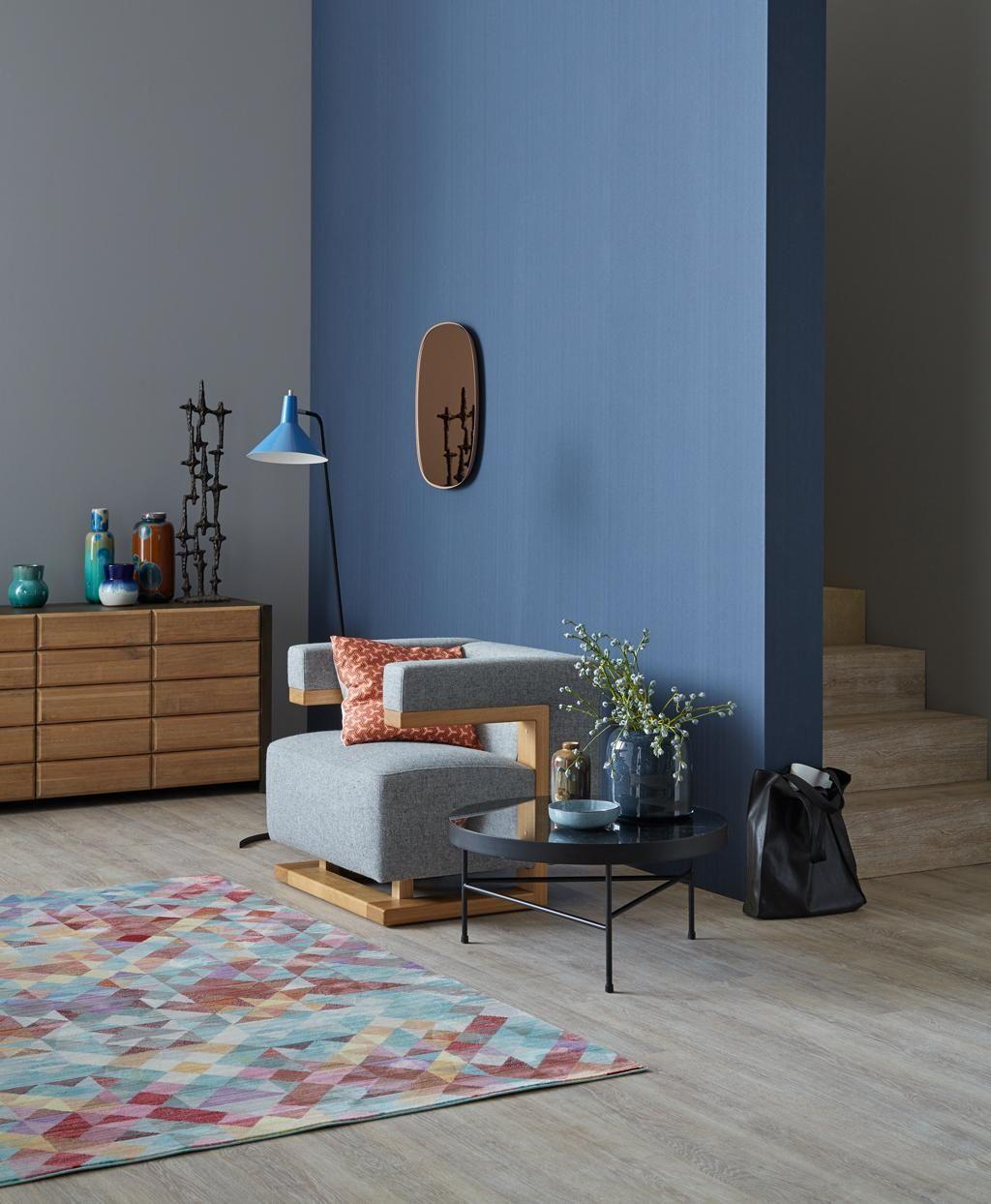 Sehnsucht Nach Sinnlichkeit Im Wohnzimmer Wandfarbe Schoner Wohnen Tapeten Haus Deko Und Schoner Wohnen