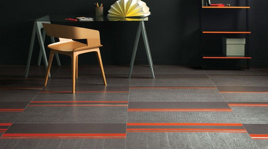Amtico Design Flooring Living Room Cirrus Shadow AR0W8080 Shimmer