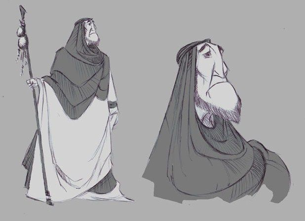 "Character Design Dreamworks : ""the prince of egypt dreamworks animation"