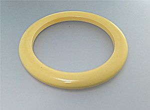 Bracelet Pre Ban Ivory Bangle (Image1)