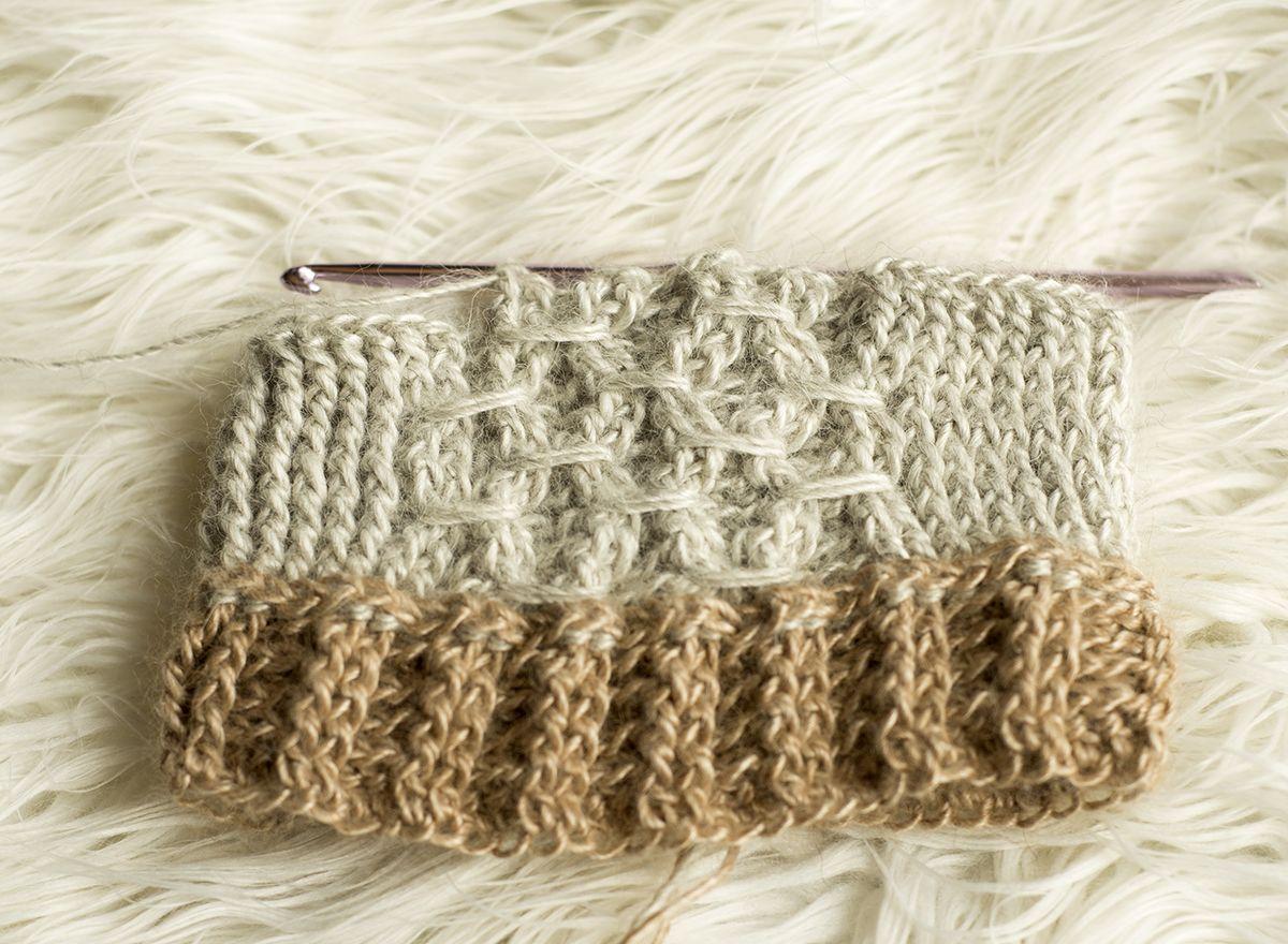 Crochet Smock Stitch Tutorial | Stitch, Tutorials and Crochet