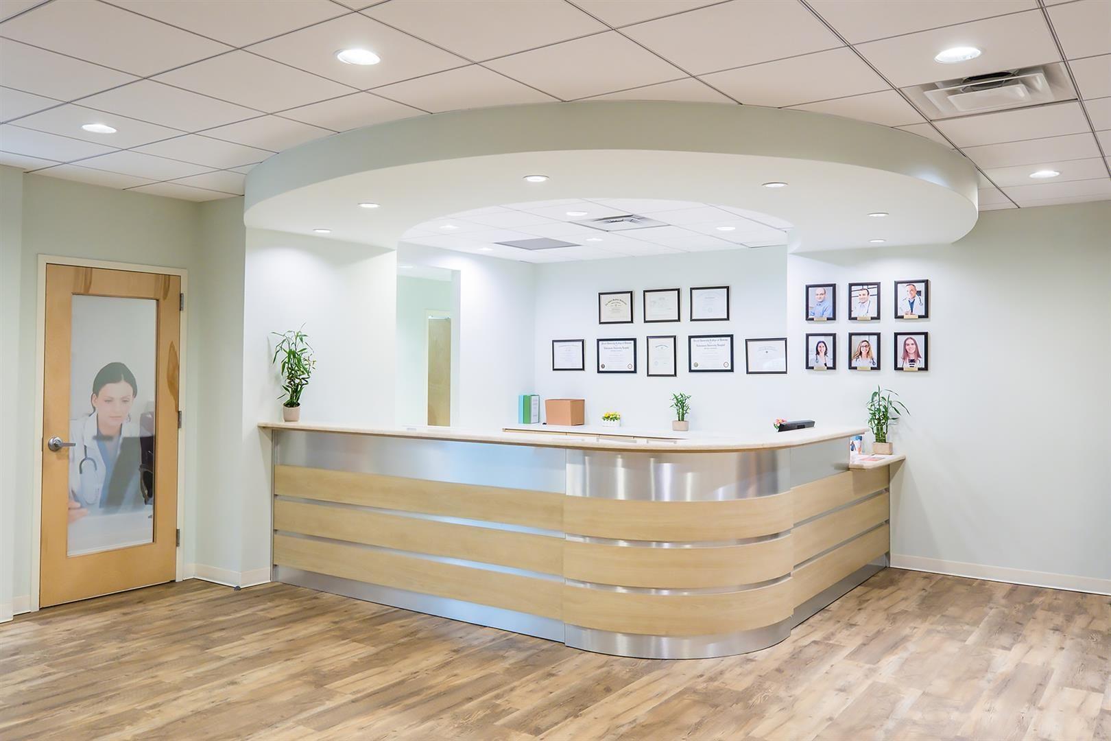 Alexandria immediate care in 2020 Reception areas