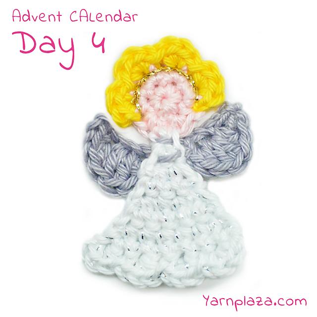 Ravelry: Advent CALendar: day 4 pattern by Yarnplaza.com - For ...