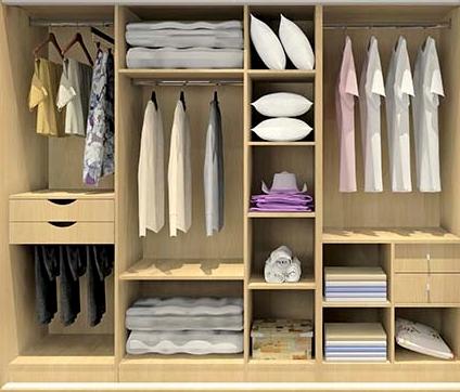 Bedroom Almirah Interior Designs Mesmerizing Useful Design Ideas To Organize Your Bedroom Wardrobe Closets Design Inspiration