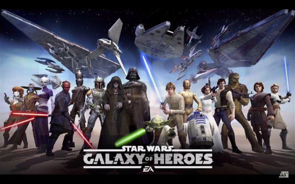 Star Wars Galaxy Of Heroes Hack