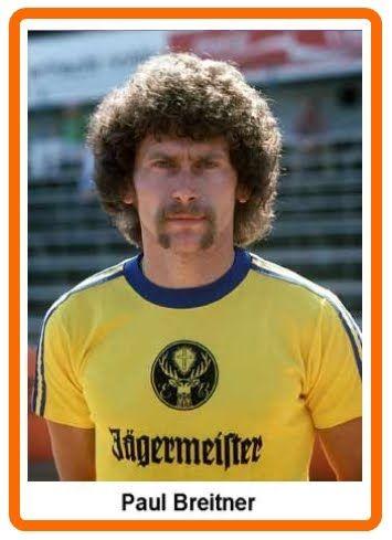 Paul Breitner Eintracht Braunschweig 1977 Eintracht Braunschweig Paul Breitner Fussballer