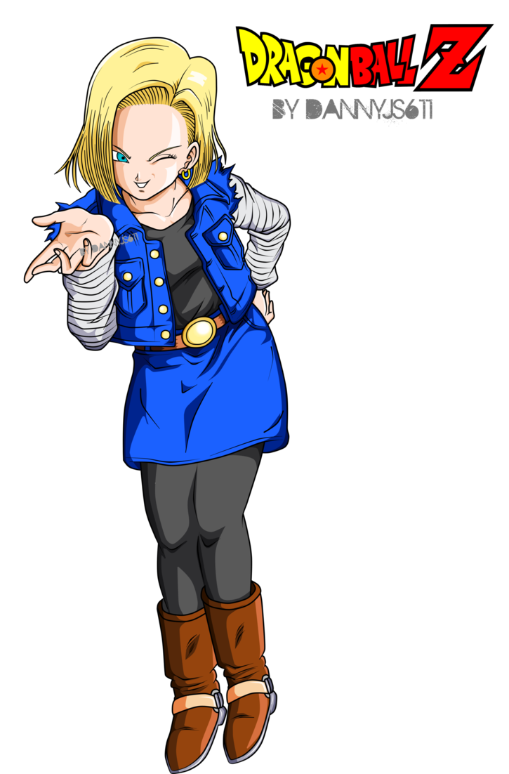 Android 18 android 18 dragonball z dragon ball z dragon ball android 18 - Dragon ball zc 18 ...