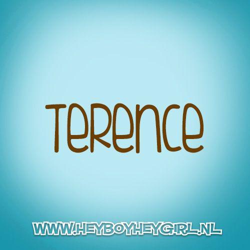 Terence (Voor meer inspiratie, en unieke geboortekaartjes kijk op www.heyboyheygirl.nl)