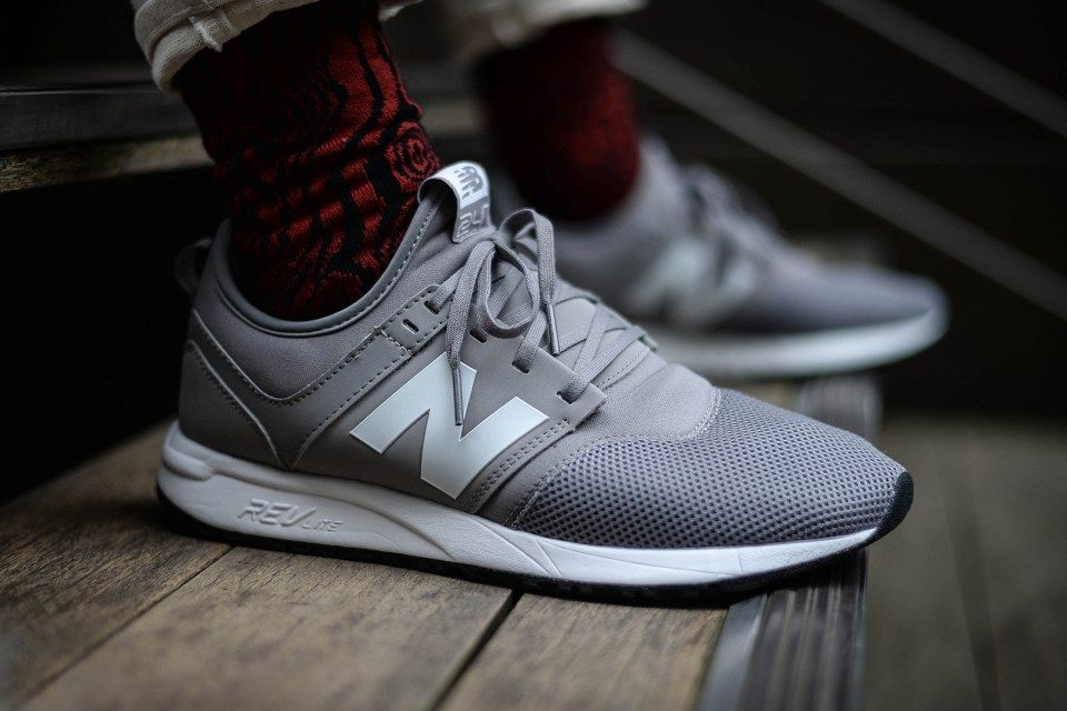 neuer Stil Outlet-Verkauf populärer Stil New Balance 247: Grey   Sneakers: New Balance 247   New ...