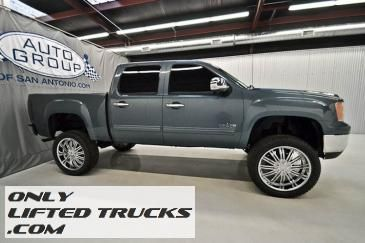 2007 Gmc Sierra 1500 Sle 2wd Lifted Truck Lifted Truck Trucks Chevy Trucks For Sale