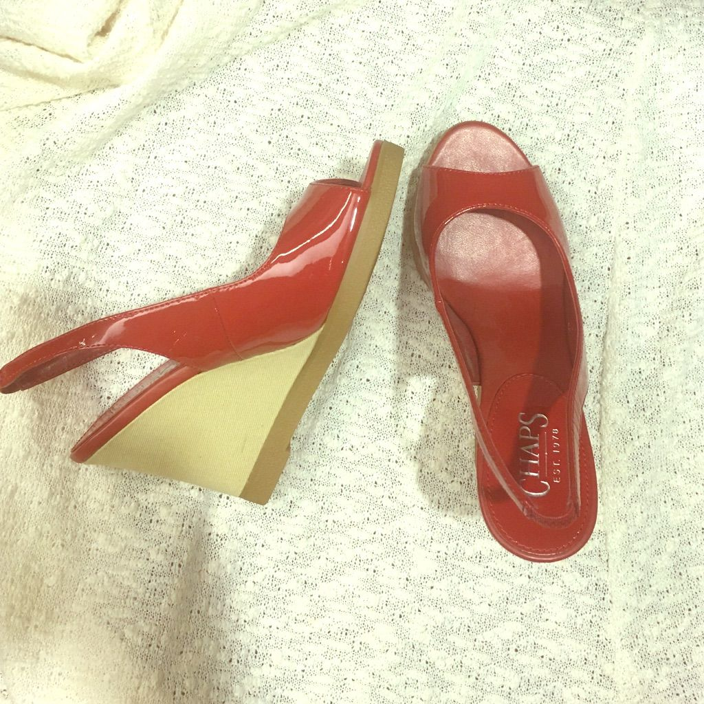 Fabulous Red Shoes