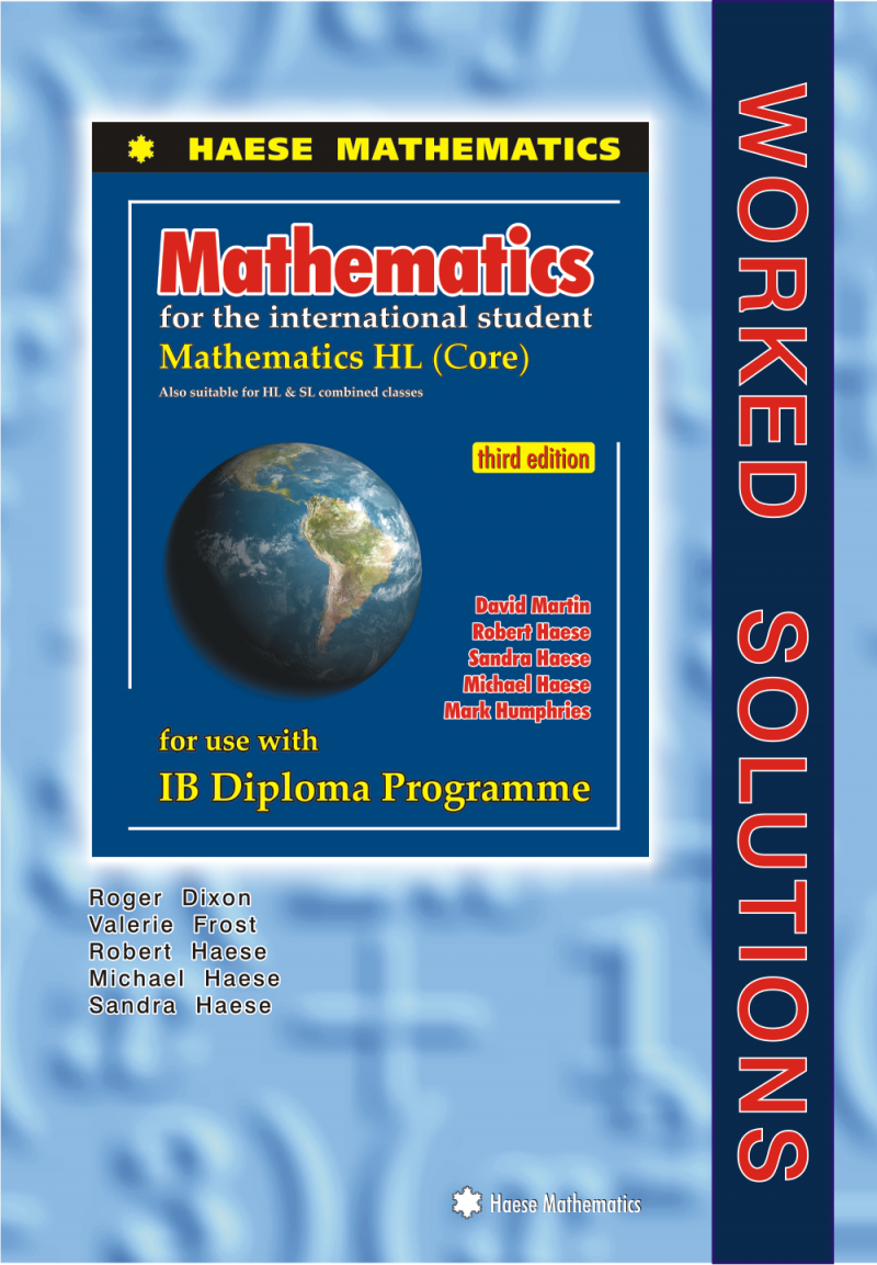 This book gives you fully worked solutions for every question ...