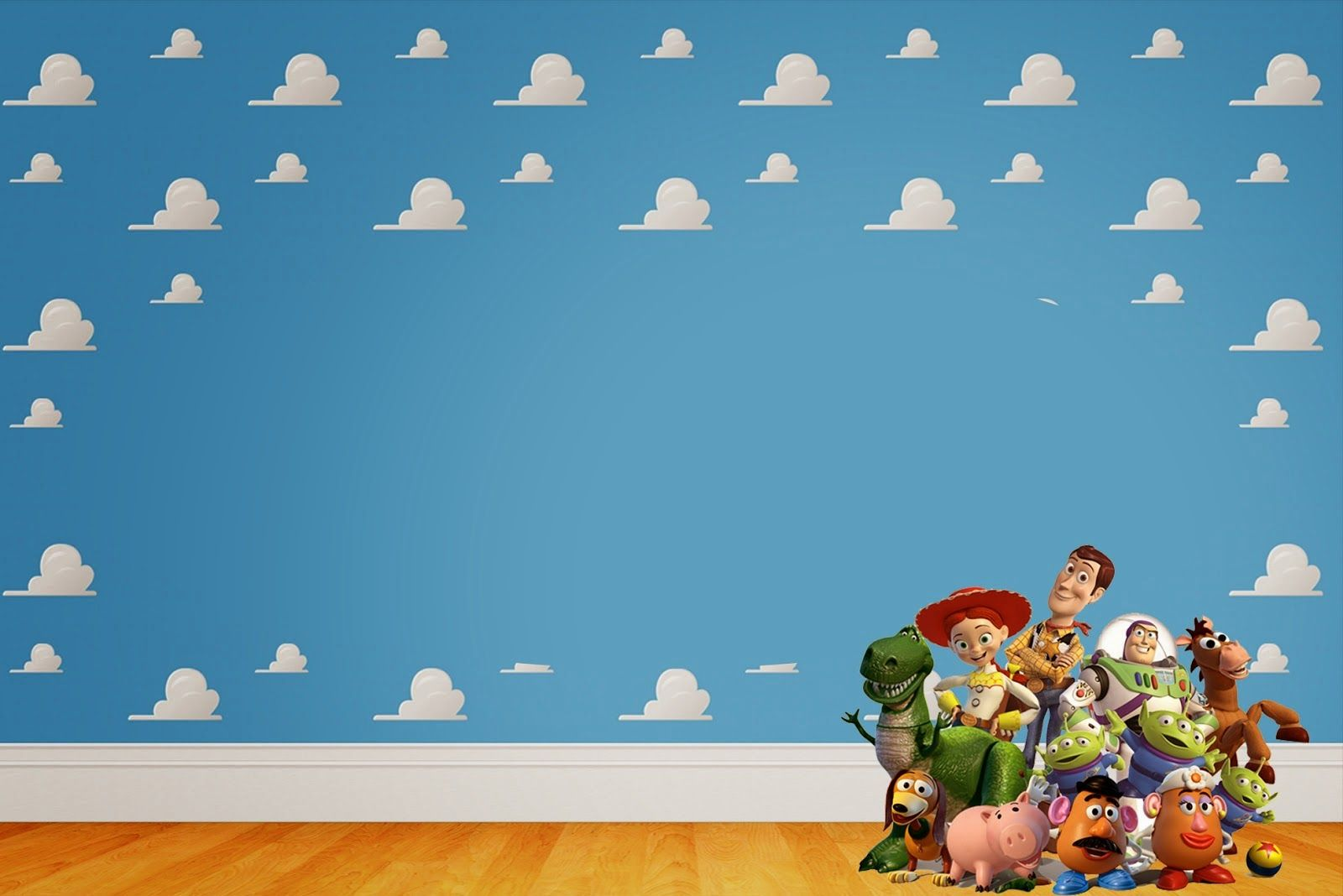toy story 3 free printable invitations
