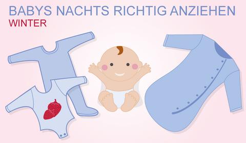 Baby Nachts Anziehen 20 Grad