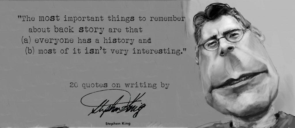 reading to write stephen king essay