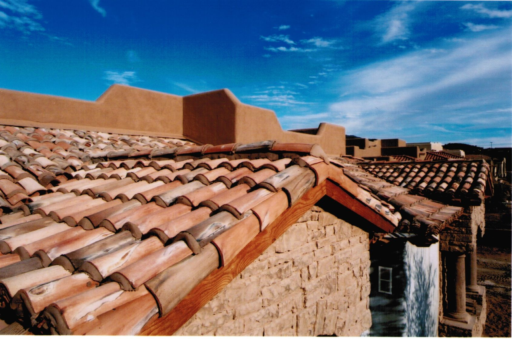 Clay Roof Tiles Spanish Clay Roof Tiles Roofing Systems Clay Roofs