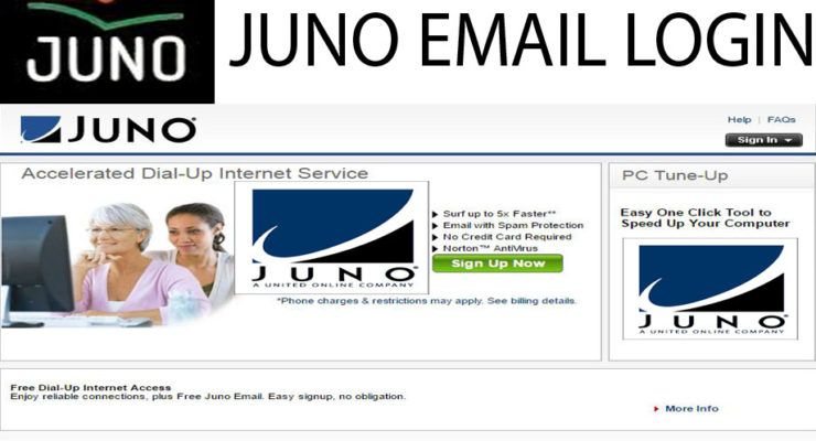Juno Email Login - www juno com Webmail | Internet Service