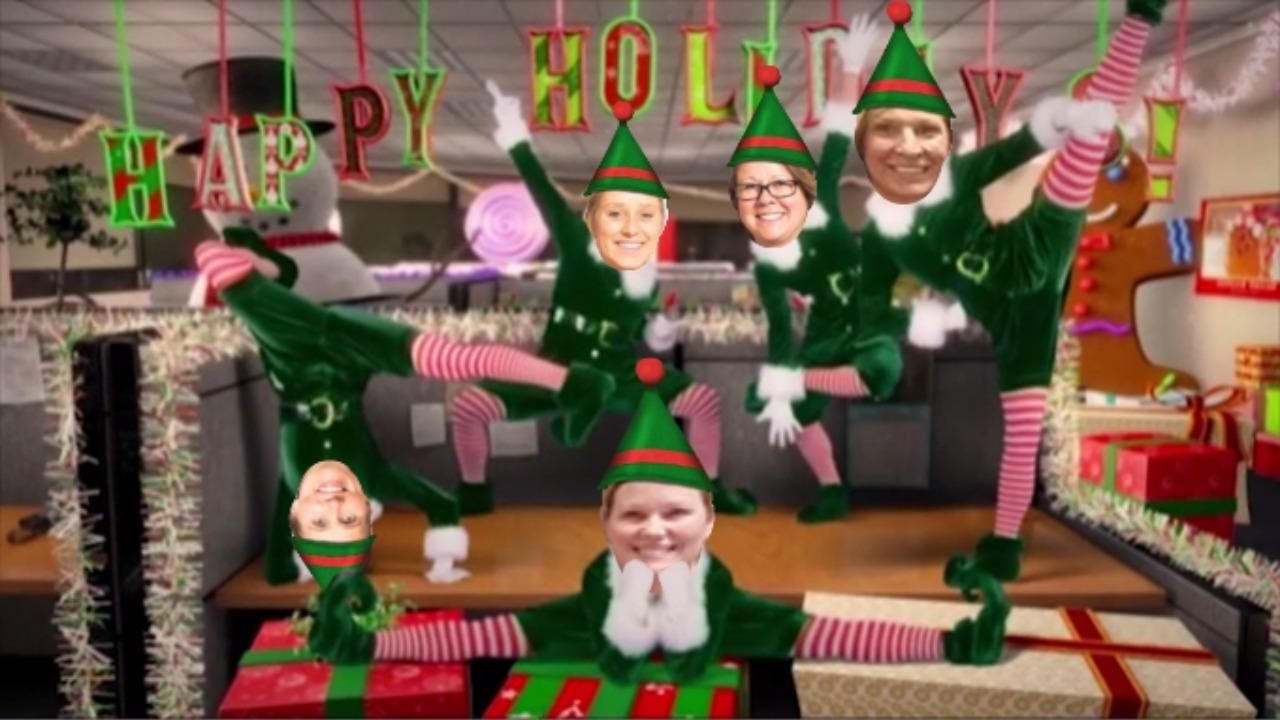 Check Out My Moves Elfyourself Just Made Me The Dancer I Was Always Meant To Be Try It At Elfyourself Com Or D Meery Christmas Christmas Fun Elf Yourself