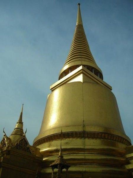 Wat Phra Keo - Bangkok - Dec 2008 -