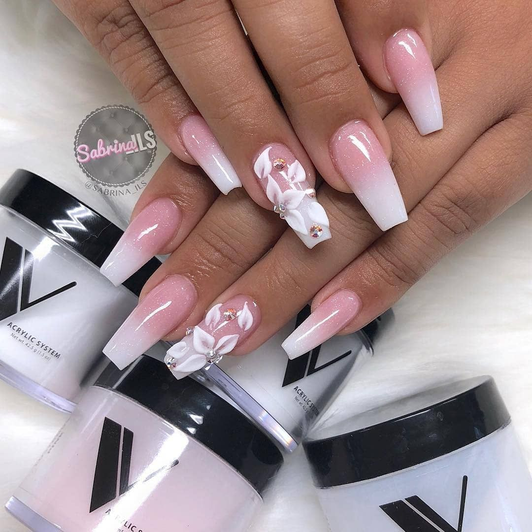 """David Valentino on Instagram: """"@sabrina_ils ・・・ My tastes are simple. I am easily satisfied with the best ���� • @valentinobeautypure Lustrous Pink, Luxe White, Crystal…"""""""
