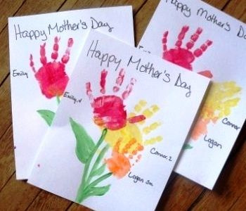 Homemade mothers day gift ideas hope your mother s day for Mothers day cards from preschoolers