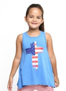 Haven Girl Marina Blue Alma Tunic  * Preorder*