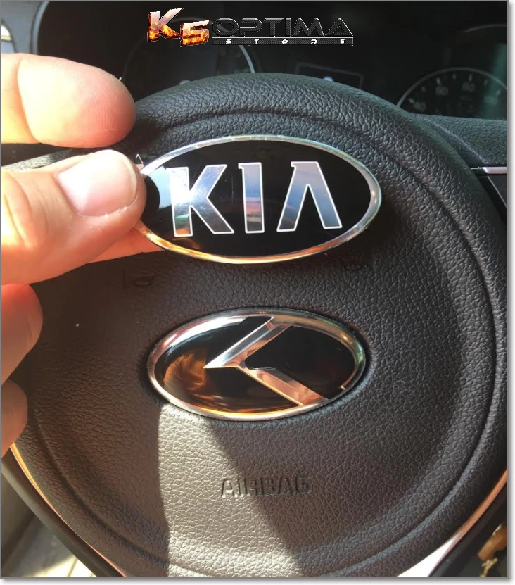 Kia Telluride 3.0 K Logo Emblem Sets K logos, Logos, Kia