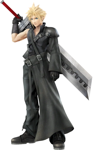 Cloud Strife Other Appearances Final Fantasy Wiki Fandom Powered By Wikia Final Fantasy Advent Children Final Fantasy Cloud Final Fantasy Characters