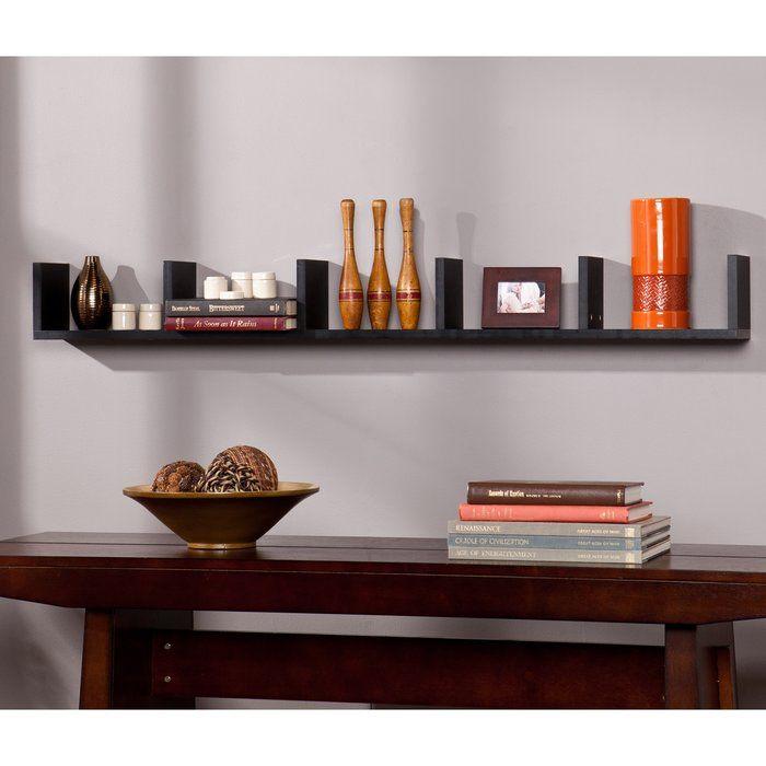 Ryan Shelf (With images) Shelves, Modern wall shelf