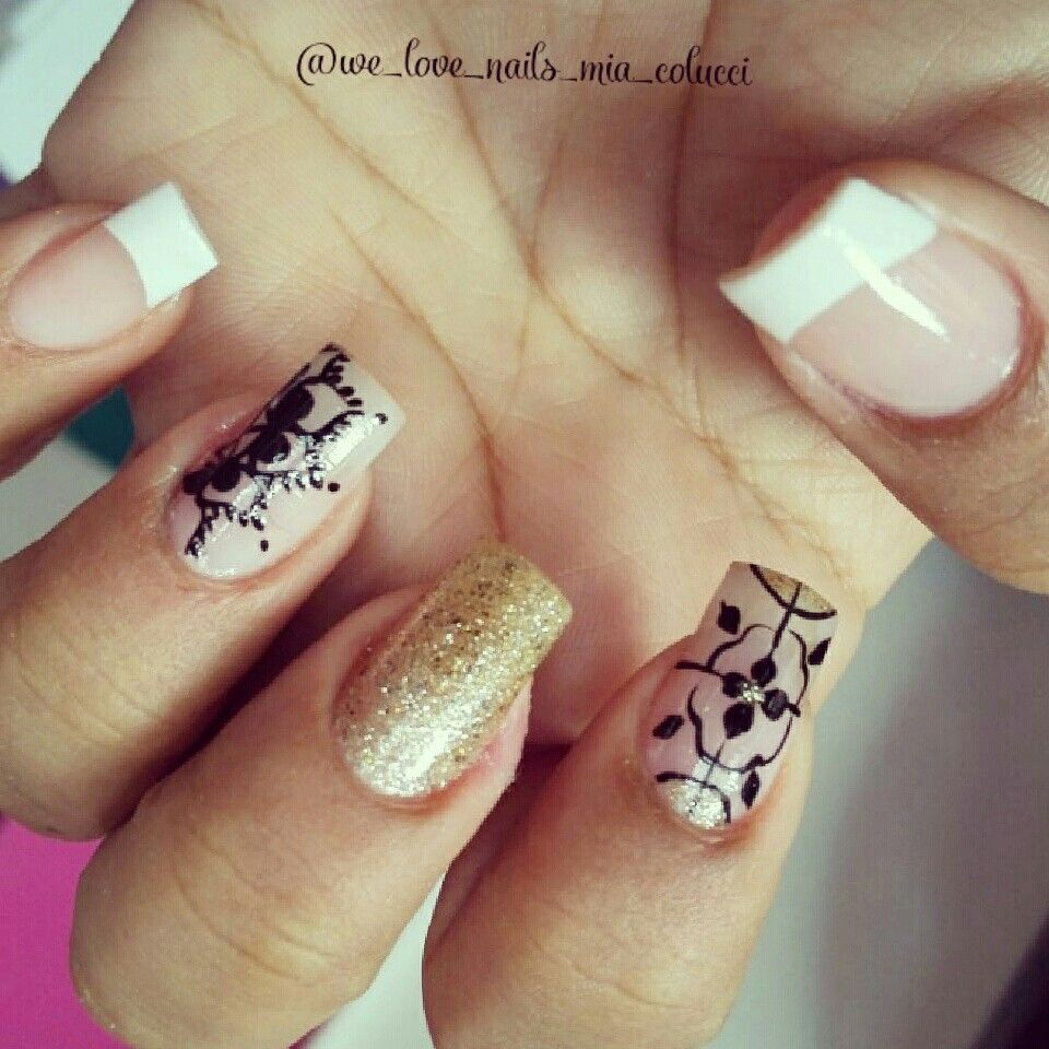 We Love Nails: Uña Acrigel Diseño Unico
