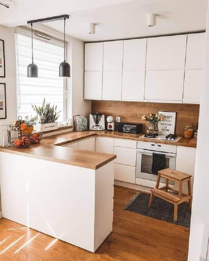 Cozinha Estilo Americana: Veja as Vantagens +60 Projetos Lindos