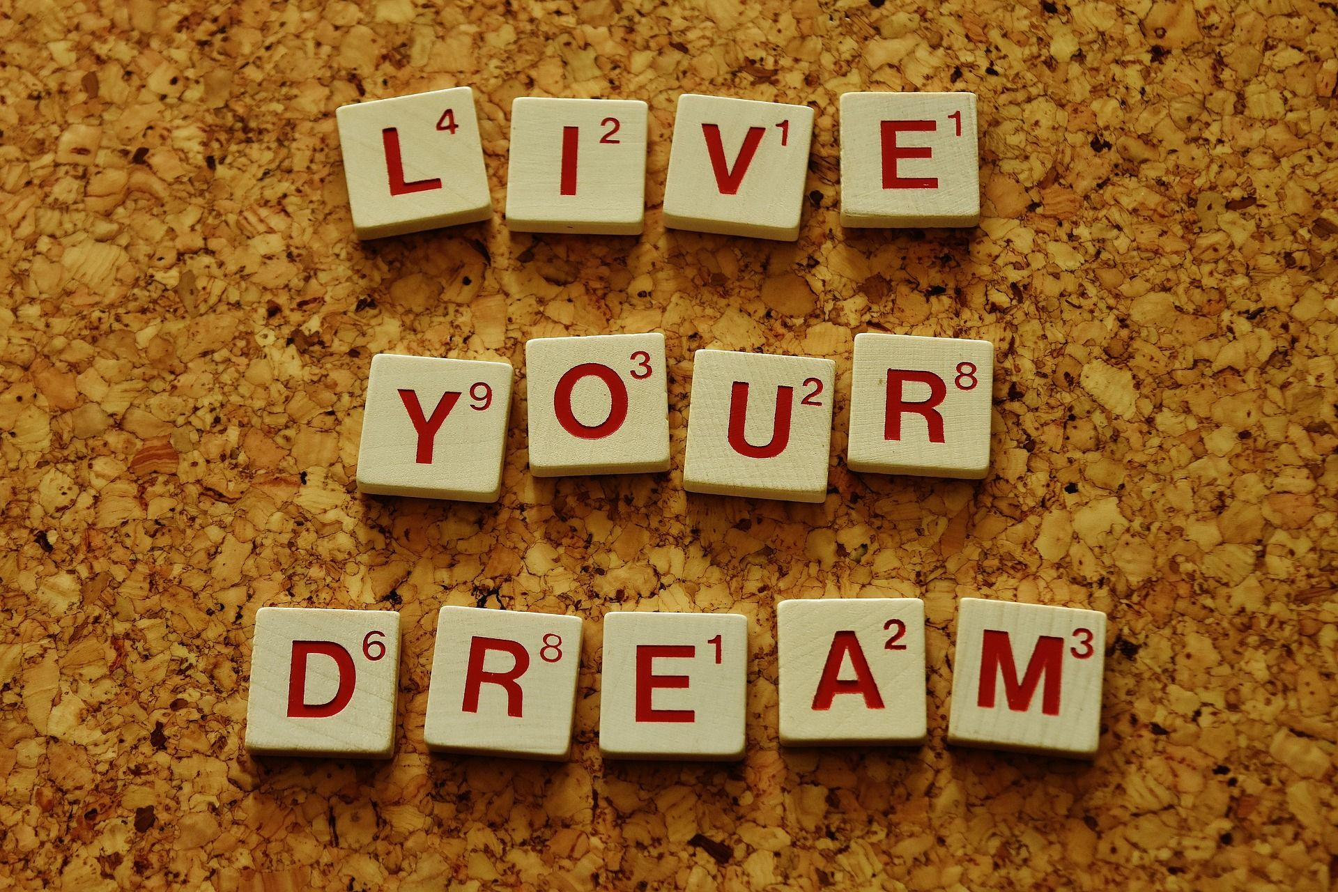 When your dreams become bigger than your fears, they will begin to come true.…