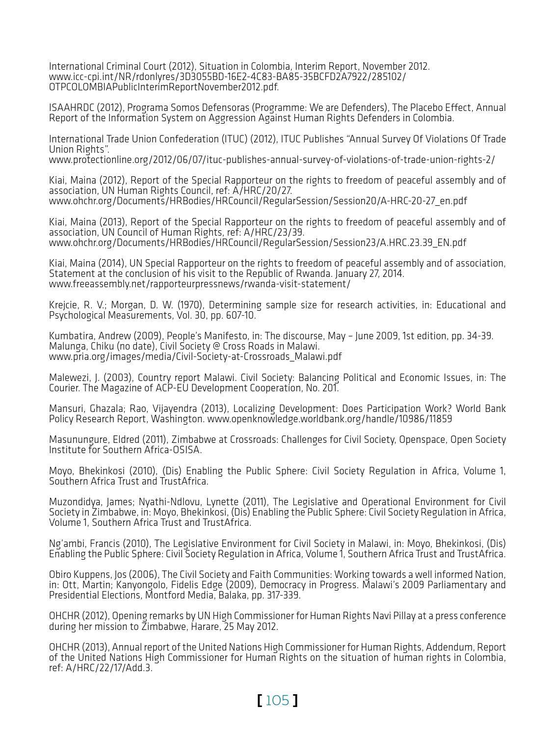 Top Five Rapporteur Report Sample Regarding Rapporteur Report Template Great Cretive Templates Report Template Support Pictures Human Rights Defenders