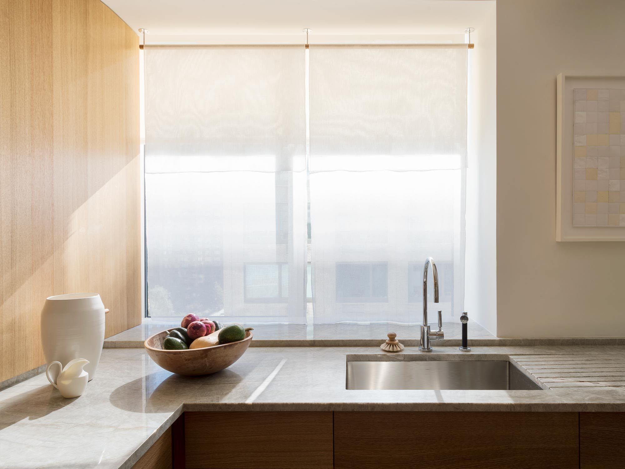 Kitchen Furniture Nyc The Artful Shoebox Apartment Workstead Edition Faucets Nyc And