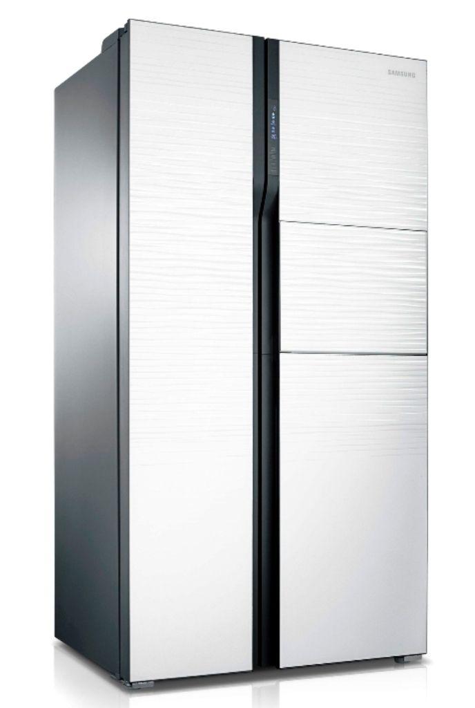 Samsung Refrigerator Side By Side Form Modern Static Box