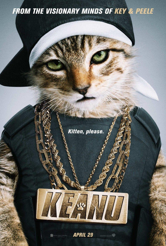 Keanu Extra Large Movie Poster Image Internet Movie Poster Awards Gallery Cat Movie Free Movies Online Free Movies