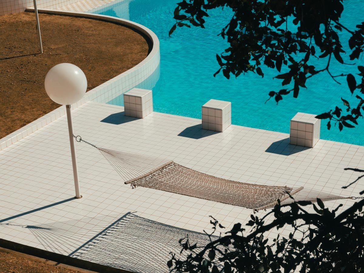 Alain Capeillères\' Hidden Swimming Pool [France | exteriors ...