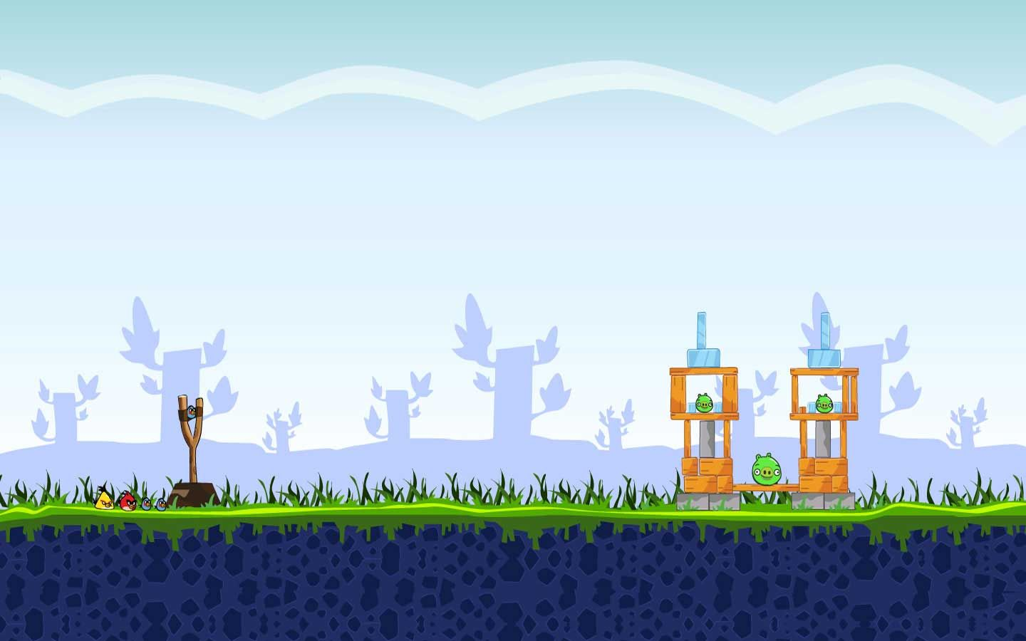 Angry birds background image angry birds blue and gold banquet angry birds background image voltagebd Gallery