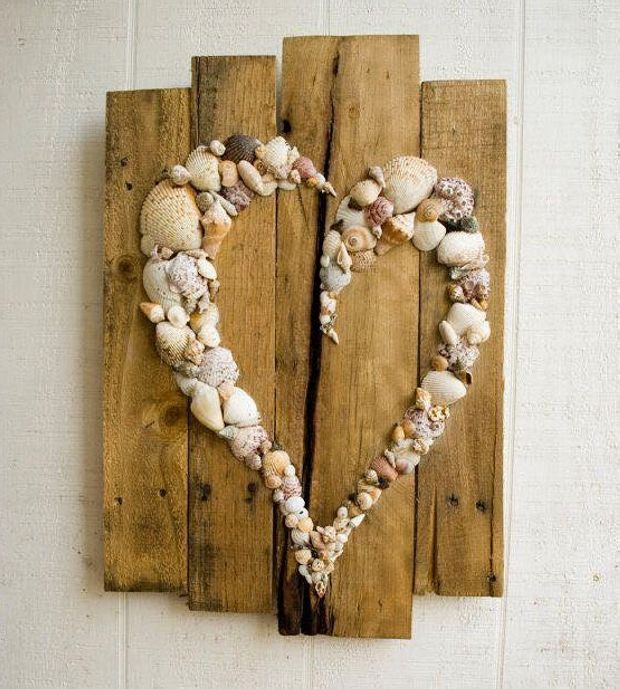 Snail Shower Design Ideas: Decorations With Shells And Sea Snails