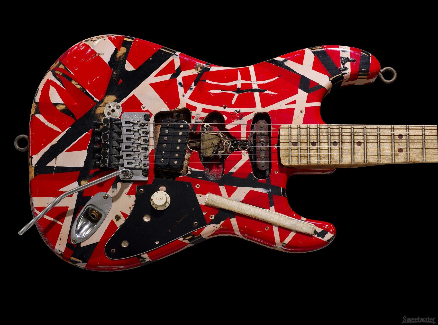 50 Van Halen Frankenstein Wallpapers Download At Wallpaperbro Eddie Van Halen Van Halen Band Wallpapers